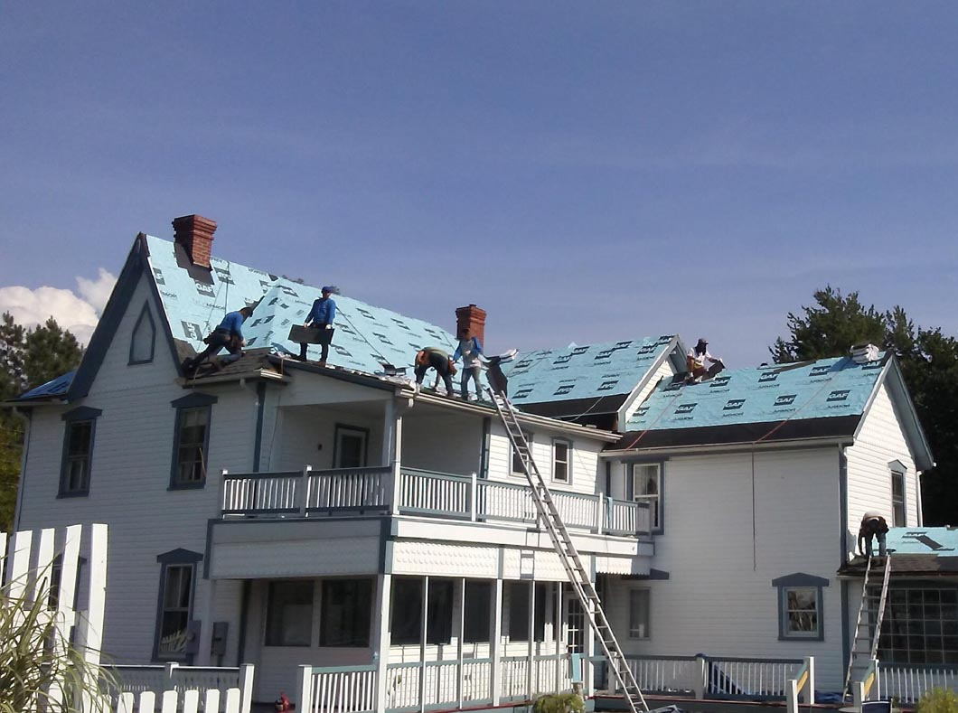 Your Roof Installation Specialists in St. Leonard & Port Republic, MD
